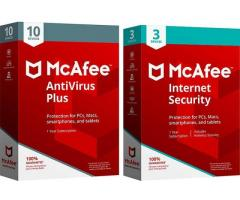 McAfee.com/activate - Enter product key - Activate McAfee