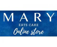 Mary Eats Cake Shop