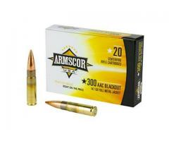 .300 aac blackout ammo