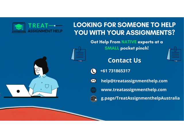 Reliable Assignment Writing Services in Australia By Treat Assignment Help